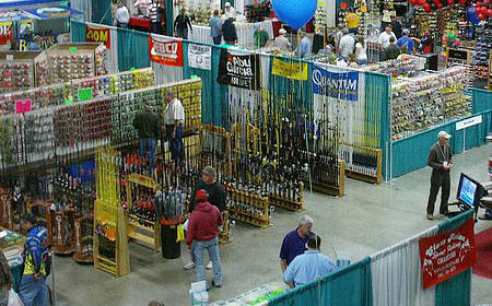 Bass and saltwater fishing expo raleigh nc for Saltwater fishing expo