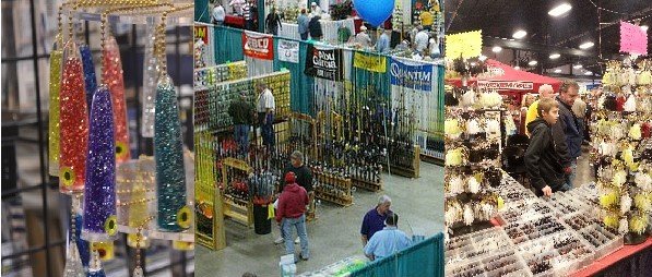 Show features bass and saltwater fishing expo for Saltwater fishing expo